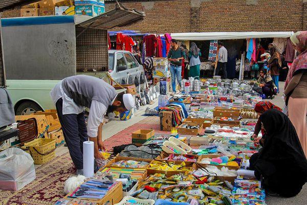 عدم وجود نظارت بر قیمت های فروشندگان پوشاک/نارضایتی مردم از قیمت های بالا