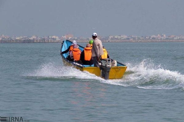 اختصاص بنزین برای قایقهای جزیره آشوراده و چند خبر کوتاه از گلستان