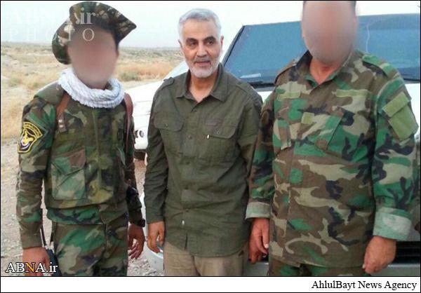 فتوحات «حاج قاسم» در عراق+عکس