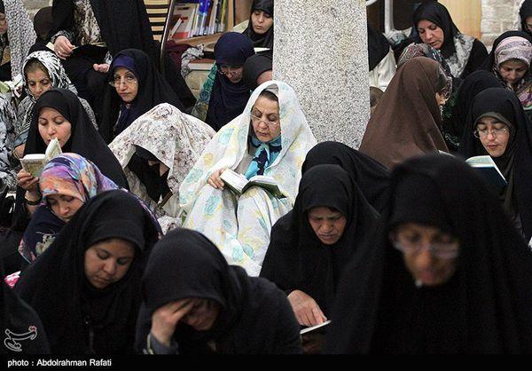 برگزاری مراسم معنوی اعتکاف در ۲۰۰ مسجد استان گلستان