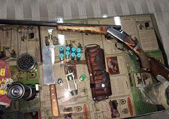 ۲ شکارچی متخلف در پارک ملی گلستان دستگیر شدند