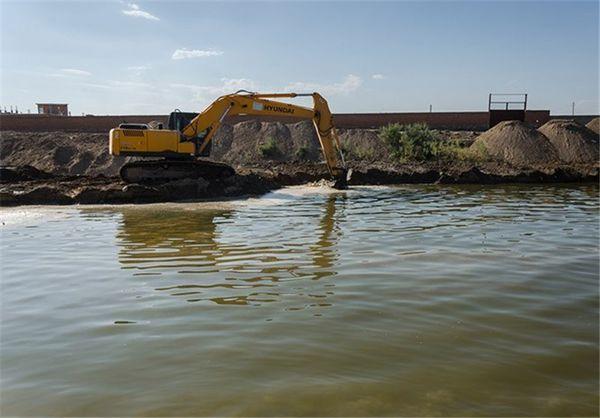 لایروبی بستر رودخانهها برای نجات خلیج گرگان