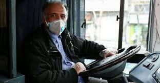 استفاده از ماسک در ناوگان حمل و نقل عمومی گرگان اجباری شد