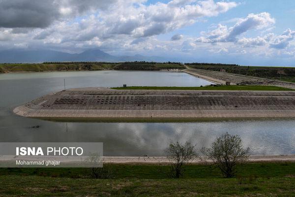 ۷۳ درصد حجم سدهای گلستان خالی است/ آمادگی برای سیلاب احتمالی