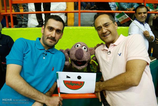 دانلود گزارش خندوانه از والیبال ایران آمریکا