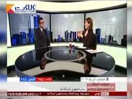 دانلود/ سردرگمی شبکه بی بی سی فارسی از پیش بینی رهبرمعظم انقلاب
