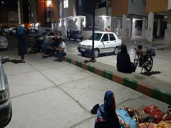 افزایش مصدومان زلزله رامیان به 22 نفر/مشکل امکانات نداریم