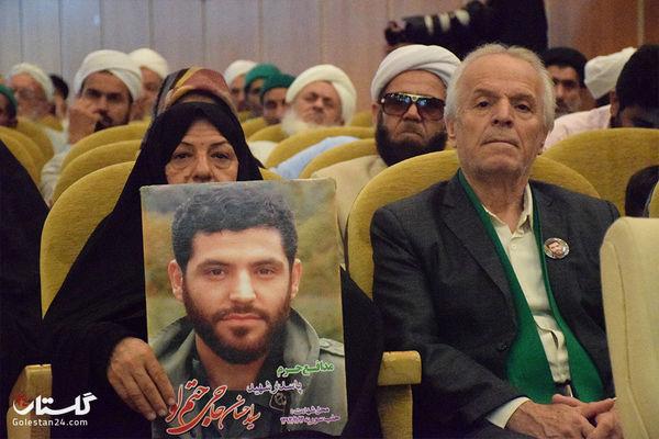 گردهمایی سادات استان گلستان +تصاویر