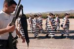 زندانیان زن در ایالات متحدهی آمریکا
