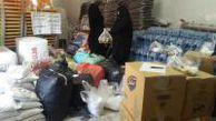 مجموعه حوزوی الزهراء(س) گرگان کمکی به ارزش 50 میلیون تومان به مناطق سیل زده سیستان و بوچستان کمک کردند