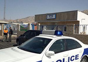 بهره برداری ساختمان پلیس راه تیل آباد در گلستان