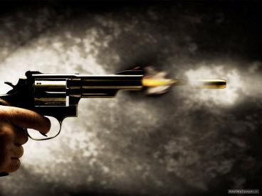 قتل عجیب شناگر المپیک و همسرش با شلیک گلوله+عکس