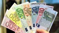 قیمت یورو امروز دوشنبه ۲۷ / ۱۲ / ۹۸ | یورو ۱۰۰ تومان افزایش یافت