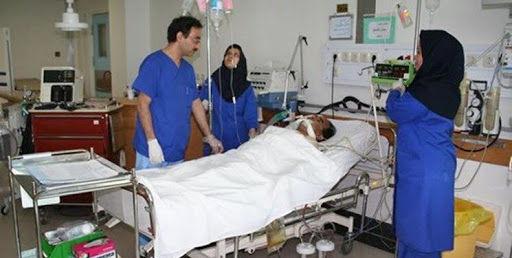 افزایش تخت بیمارستانی و پرستار درگنبد/روند صعودی کروناتاهفته بعدادامه دارد