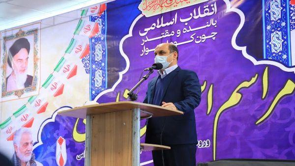 افتتاح پروزه های عمرانی و اقتصادی در استان گلستان