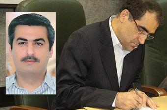 دکتر عبدالرضا فاضل، رئیس جدید دانشگاه علوم پزشکی گلستان شد