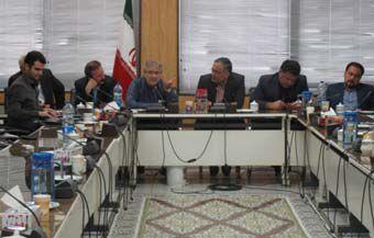 تصاویر / تجلیل از معاون سابق شهردار گرگان در شورای شهر
