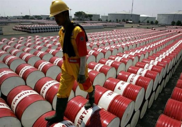 قیمت جهانی نفت (۹۸/۰۷/۱۹)