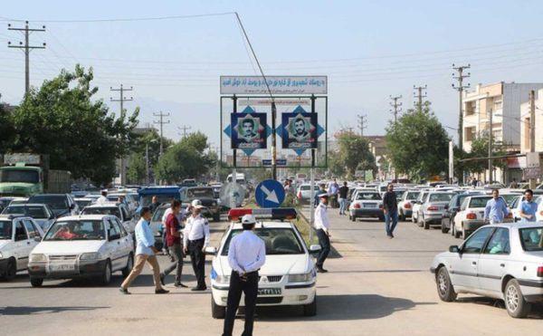 قطع مکرر برق ترافیک شهری گنبدکاووس را افزایش داد