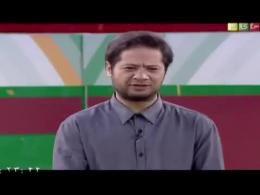 دانلود/ تست بازیگری علی صادقی در برنامه خندوانه