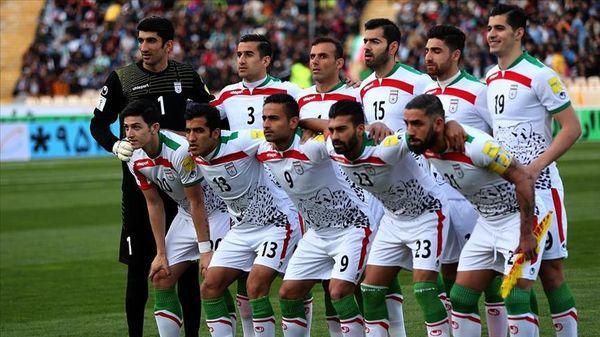 پست زیبای فیفا برای ایران
