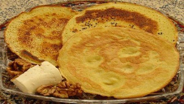 """""""تیموش""""، نان لذیذ بلوچهای گلستان برای سفره افطار"""
