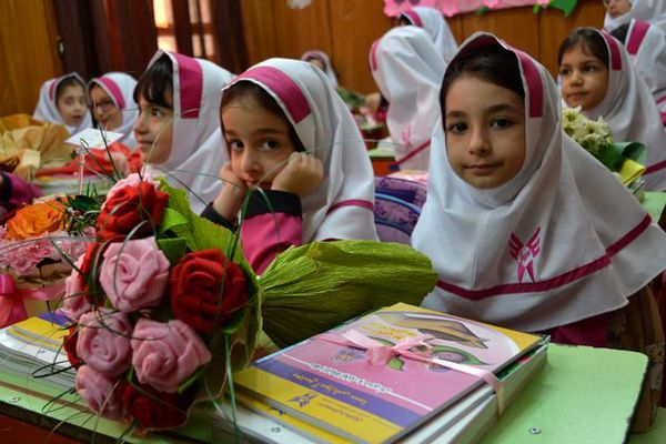 آموزش اساس توسعه کشور است