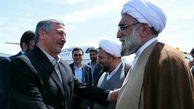 تولیت آستان قدسرضوی برای بازدید از مناطق سیلزده وارد گلستان شد