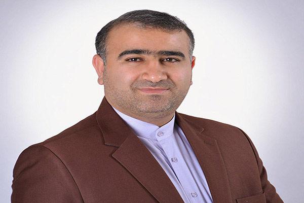 علی اکبر بصیرنیا، رئیس کاخ موزه گرگان در انتخابات شورای شهر ثبت نام کرد
