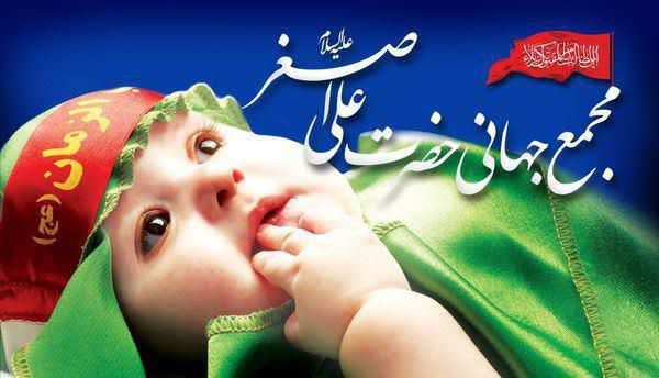 عزاداری مادران شیعه وسنی برای مظلومیت حضرت علی اصغر(ع)