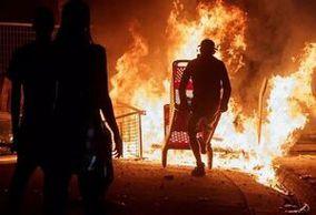 فیلم/ آتش زیر خاکستری که در آمریکا شعلهور شد