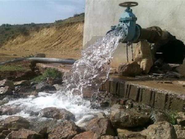 اتصال چاه آب دانشگاه آزاد آزادشهر به شبکه آب شرب