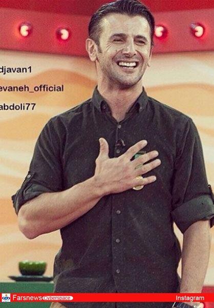 واکنش امین حیایی به اعلام نتیجه مسابقه خنداننده برتر
