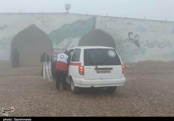 مصدومیت ۲۲ زائر ایرانی در عراق + اسامی