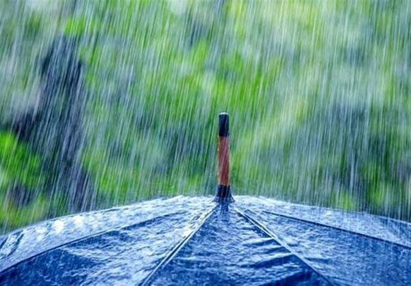 بیش از ۱۴۳ میلیمتر باران در استان گلستان بارید
