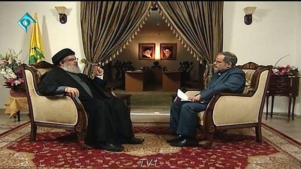 گفتگوی صداوسیما با سید حسن نصر الله، سید مقاومت