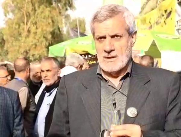 رئیس محترم ستاد بازسازی عتبات عالیات استان در کربلای معلی