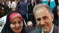 همسر مرحوم شهردار سابق تهران که بود؟
