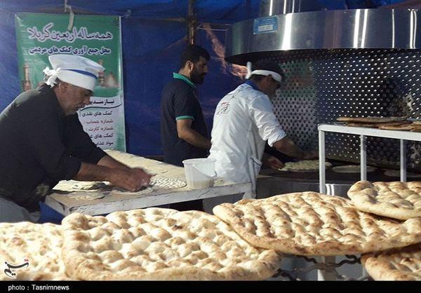۴۵ پرونده با بیش از یک میلیارد ریال تخلف برای نانواییهای گنبدکاووس تشکیل شد