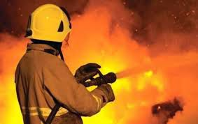 فیلم/ آتش سوزی شدید در هتل ادریس مشهد