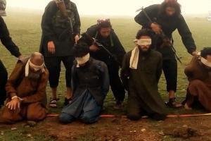 اعدام وحشیانه داعش با T.N.T در افغانستان + فیلم و تصاویر+18