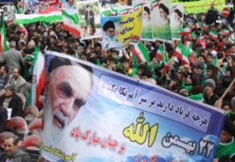 مسیرهای 46 گانه راهپیمایی 22 بهمن در سراسر استان گلستان + اسامی سخنرانان