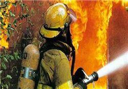 آتشسوزی در پالایشگاه/ منبع 500 هزار لیتری نفت خام شعلهور شده بود