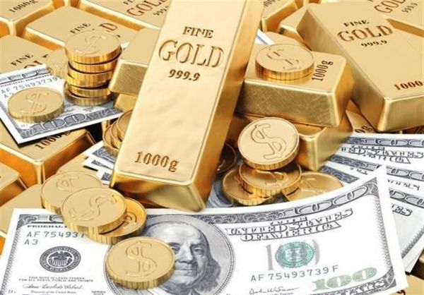قیمت جهانی طلا امروز ۱۴۰۰/۰۳/۱۱
