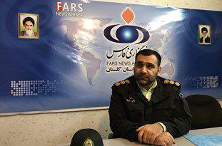 دستگیری مظنون قتل کارمند یکی از بانکهای گلستان