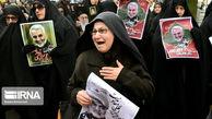 پیام تسلیت مسوولان گلستان در سوگ شهادت سردار سلیمانی
