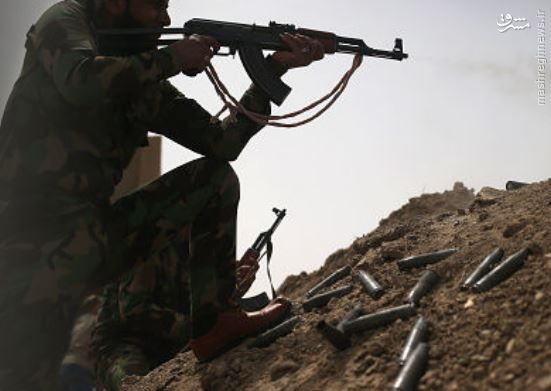 «مرد در سایه» داعش کیست؟/ سرکردهای که تروریستها هم او را نمی شناختند +تصاویر