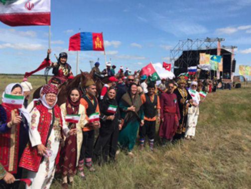 ۱۴ هنرمند گلستانی در جشنواره بین المللی قزاقستان حضور دارند