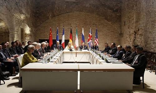 مذاکرات 1+5 این بار در یک سریال آمریکایی +عکس