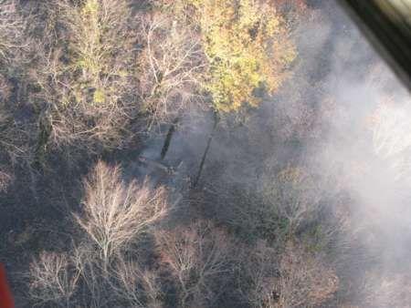 مانور اطفای حریق در پارک ملی گلستان آغاز شد